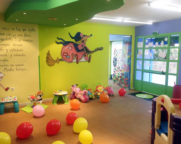 Guarderia Escuela Infantil en Cordoba