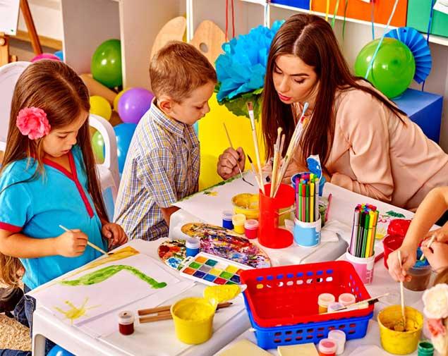 Servicios Guarderia Escuela infantil en Cordoba